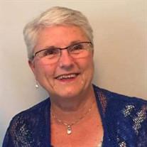 """Mrs. Judith """"Judy"""" Lynn White (Gaudet)"""