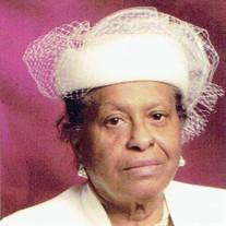 Gladys A. Washington