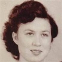 Evelyn Lucille Caldwell