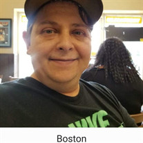 "Rodney ""Boston"" William Beck II"