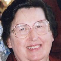 Bernice Evans Randall