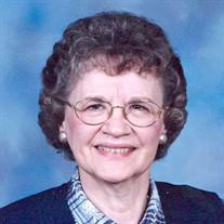 Muriel L Waldecker