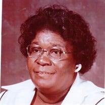 Thomasena Louise Jackson