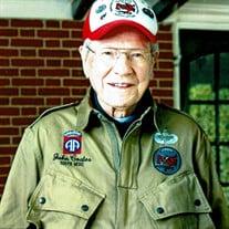 Mr. John R. Coates Jr.