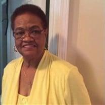 Rev. Winnie Inez Hickman Speas