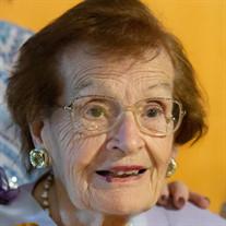 Gloria J Wacha