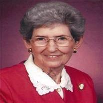 Muriel Elizabeth Covington