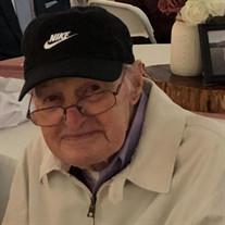 """Mr. Donald """"Gramps"""" Everett"""