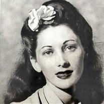 Margaret Mollie Evans