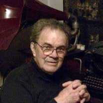 """Dr. Cecil """"Tom"""" Thomas Ault Jr."""
