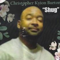 Mr. Christopher Burton
