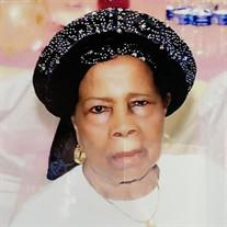 Madam Victoria Oyamore Obadagbonyi