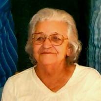 Maudie Jane Coffey