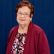 Mrs. Goldie Ann Auzenne Broussard