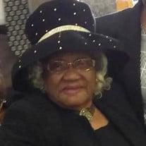 Mother Jerlene Pinkard