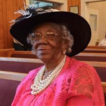 Lena Mae Tuttle Leonard
