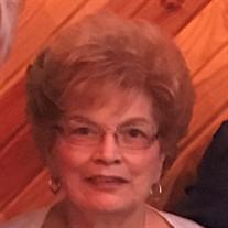 Beverly Ann Shelton Towell