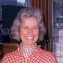 Margaret Hickman Barnes