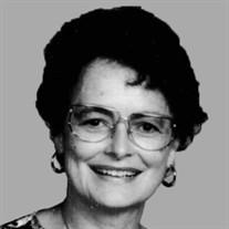 Sarah Bland Klein