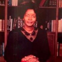 Mrs. Gloria Garner
