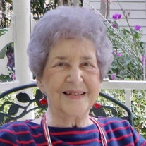 Mary Louise Adkisson