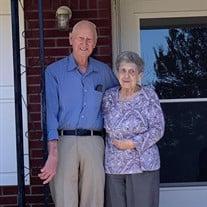 "Horace ""Jim"" and Patricia Burkholder Howard"