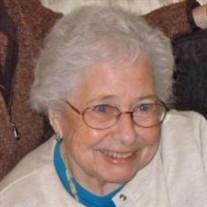 Margaret Jennette Willetts