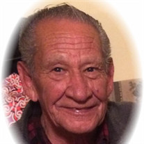 Pedro Garcia Camacho