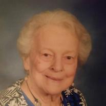 Doris Elaine Whitehead