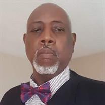 Pastor Wesley Hayden