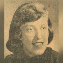 Carol Louise Weir