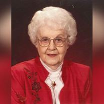 Eleanor B Thorson