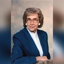 Marjorie E Manzel