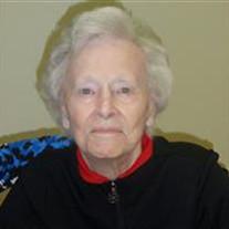 Annabel M. Welander