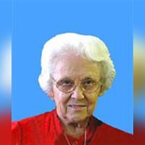 Marjorie Ellen Bolton