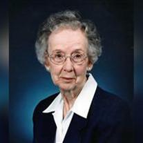 Mae A. Voss