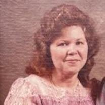 Mrs. Betty Lou Thompson
