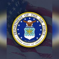 Winston Douglas Baber, Lt. Col., USAF (ret.)