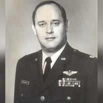 "Charles ""Charlie"" W. Concannon, LtCol USAF (Ret)"