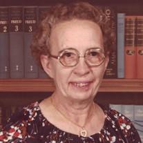 Ella Maude Van Der Linden