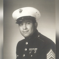 Richard  A.  Quintero  SSgt. U.S.M.C Retired