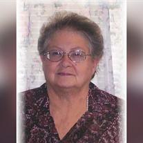 Pauline Rae Burson