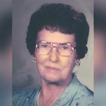 Frances  Mary Magdalen Brott