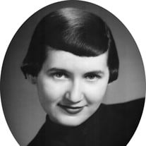 Margaret Mary (Sallie) Swanson