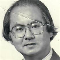 """Eitetsu """"Ted"""" Yamaguchi"""