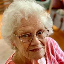Mrs. Myra Sitz Cromwell