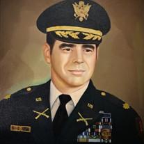 Major Anthony W. LaCaprucia, US Army (Ret.)
