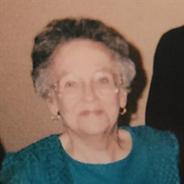 Florence Jane Ratliff