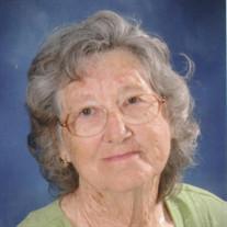 Mrs. Mattie B. Teague Wright