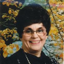"""Josephine """"Josie"""" Frances Lockard"""